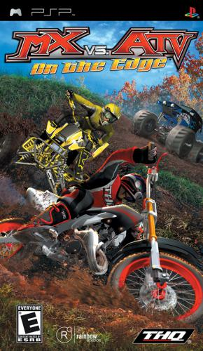 MX vs ATV : On the Edge