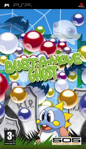Bust-A-Move Ghost