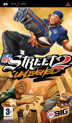 NFL Street 2 : Unleashed