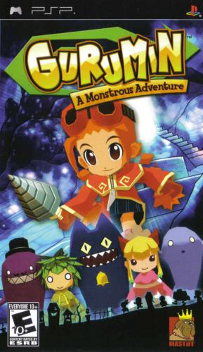 Gurumin : A Monstrous Adventure [Undub]