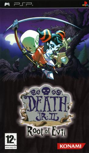 Death Jr. II : Root of Evil