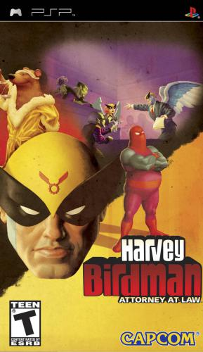 Harvey Birdman : Attorney at Law