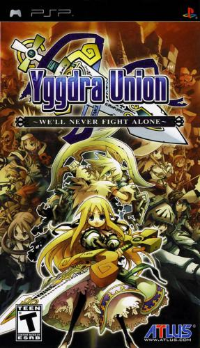 Yggdra Union : We\'ll Never Fight Alone