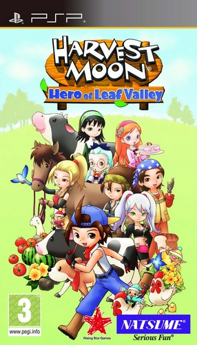 Harvest Moon : Hero of Leaf Valley