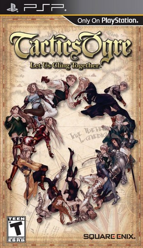 Tactics Ogre : Let Us Cling Together [Mod v0.950a]