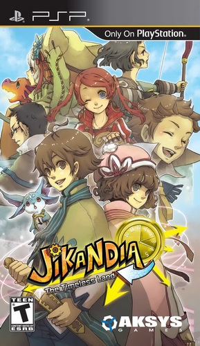 Jikandia : The Timeless Land