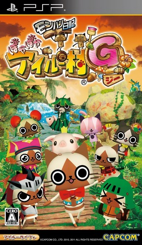 Monster Hunter Diary: Poka Poka Airō Village G