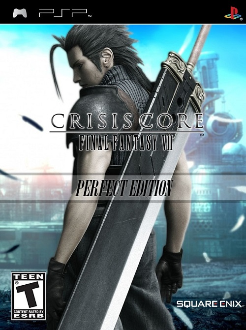 Crisis Core Final : Fantasy VII Perfect Edition [UNDUB]