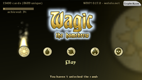 Wagic The Homebrew
