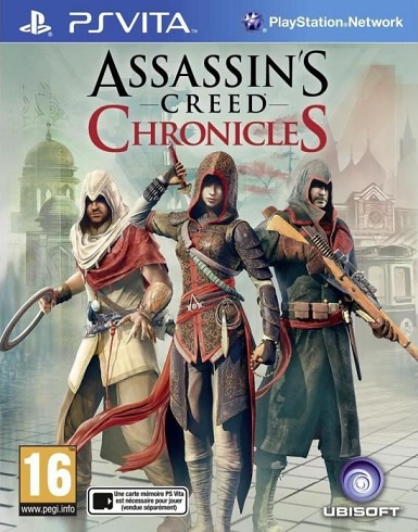 Assassin's Creed Chronicles Trilogy