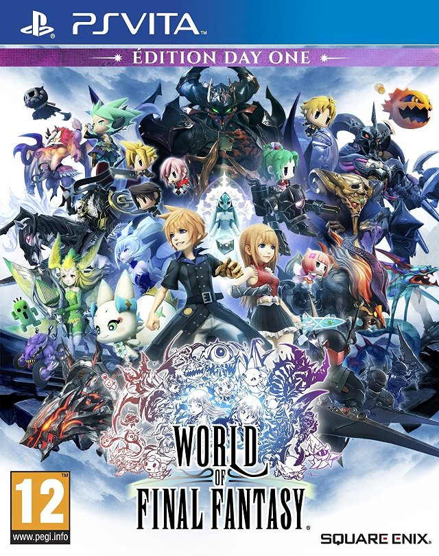 World of Final Fantasy + DLC