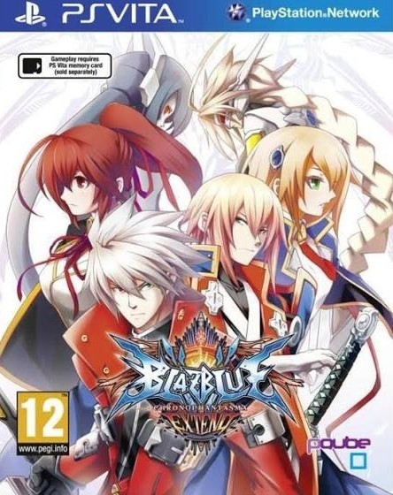 BlazBlue : Chrono Phantasma EXTEND + DLC