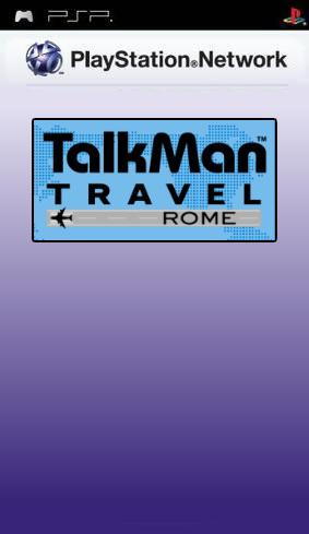 TalkMan Travel : Rome