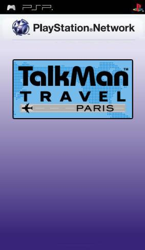 TalkMan Travel : Paris