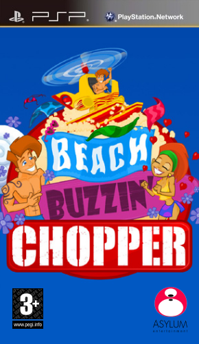 Beach Buzzin' Chopper