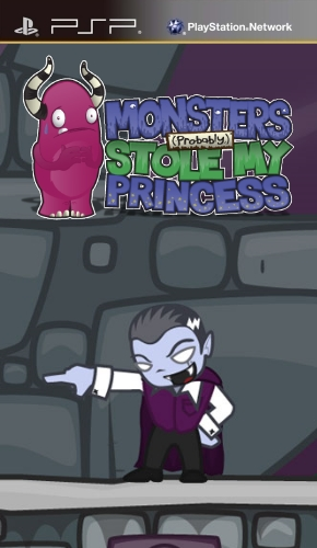 Monsters (Probably) Stole My Princess !