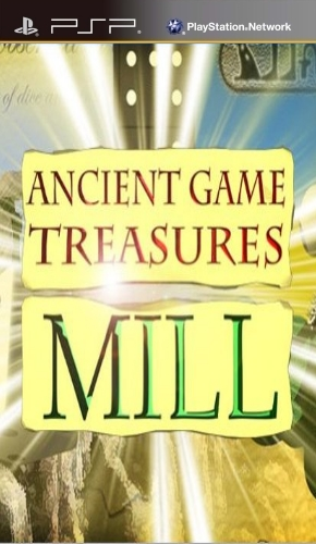 Ancient Game Treasures : Mill