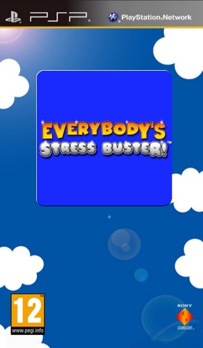 Everybody's Stress Buster : Blue Pack