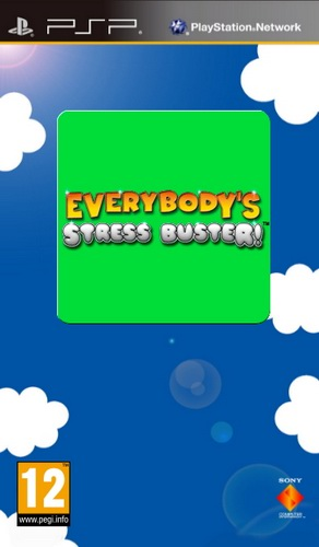 Everybody's Stress Buster : Green Pack