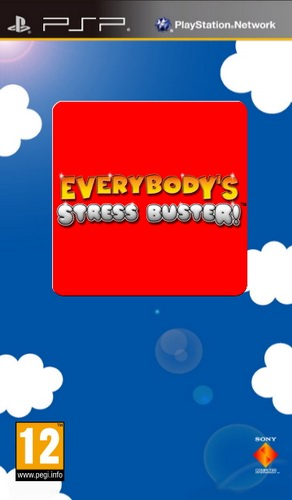Everybody's Stress Buster : Red Pack