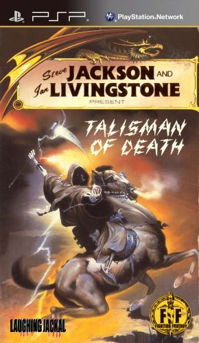 Fighting Fantasy : Talisman of Death