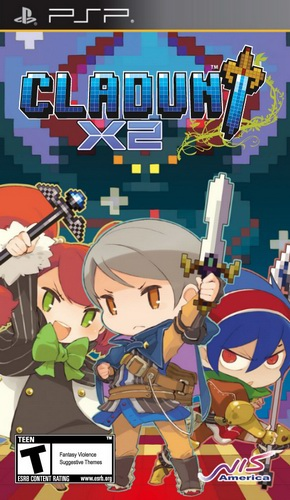 ClaDun x2 : This is Another RPG