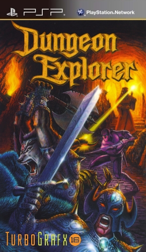 Dungeon Explorer '89
