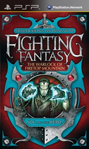 Fighting Fantasy : The Warlock of Firetop Mountain