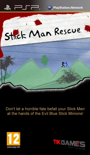 Stick Man Rescue