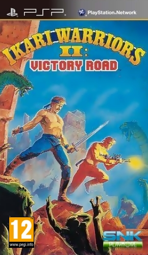 Ikari Warriors II : Victory Road