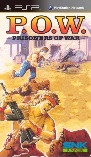 P.O.W. : Prisoners of War
