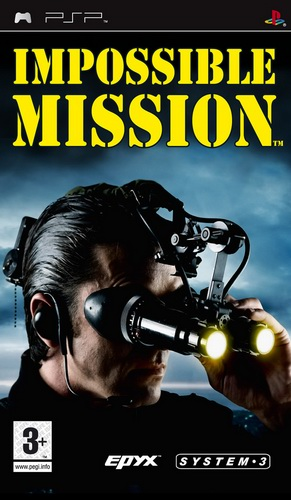 Epyx's Impossible Mission