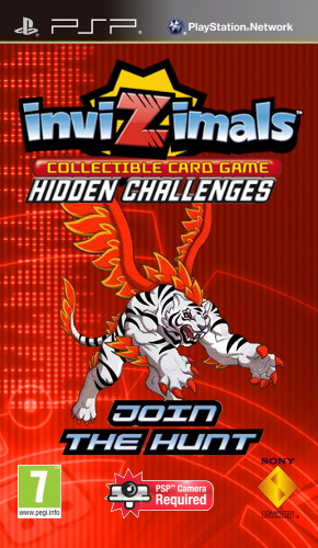 Invizimals : Hidden Challenges