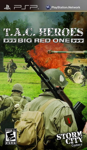T.A.C. Heroes : Big Red One