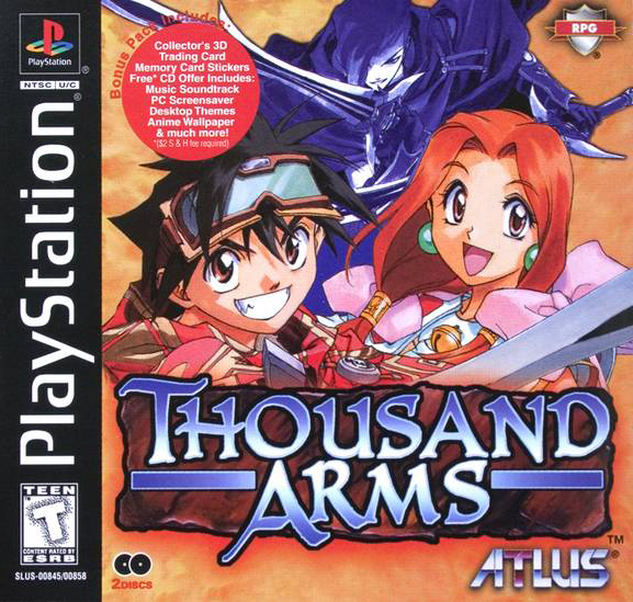 Thousand Arms [UNDUB]