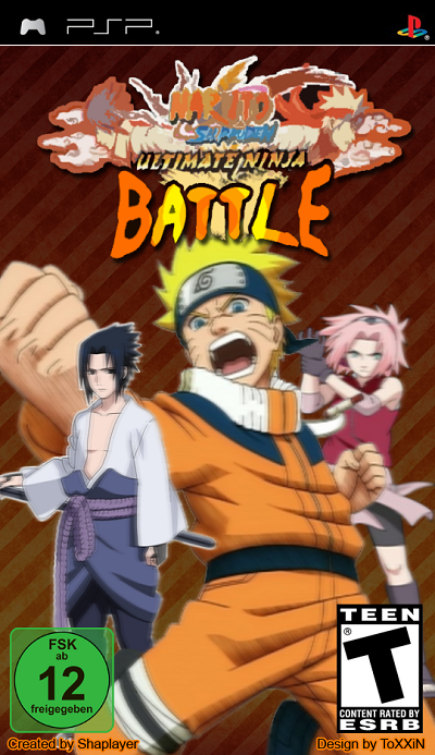 Naruto Ultima Ninja Battle