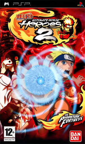 Naruto : Ultimate Ninja Heroes 2 - The Phantom Fortress