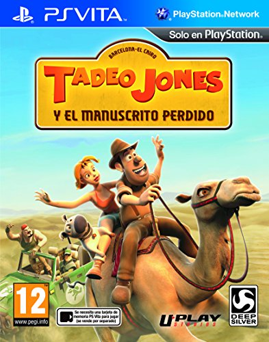 Tadeo Jones 2 the Lost Scroll